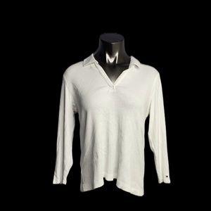 White Tommy Hilfiger Shirt